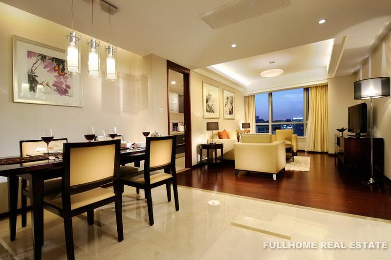 Millennium Residences Beijing For Rent 2brs 155sqm
