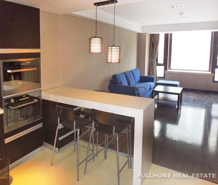 East Avenue Beijing For Rent, 1brs-110sqm-RMB15000
