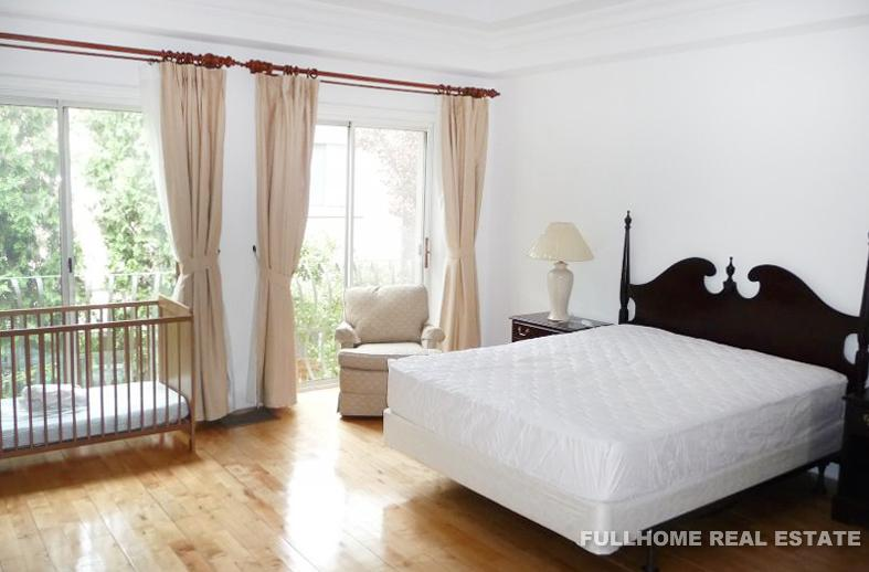 River Garden Beijing For Rent 4brs 328sqm Rmb50000 Fullhome